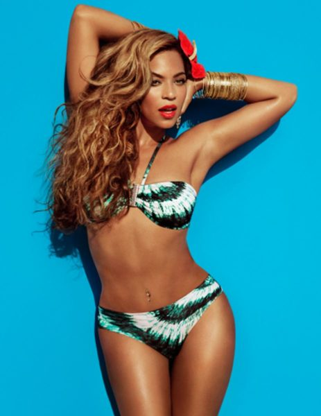 Beyonce Mrs Carter H&M - April 2013 - BellaNaija001