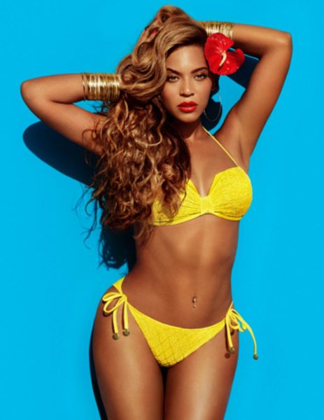 Beyonce Mrs Carter H&M - April 2013 - BellaNaija006