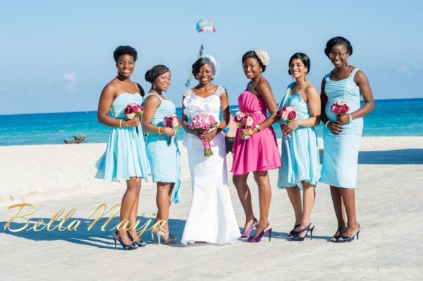 Bukky Tobi Wedding Mexico - White Wedding & Reception - April 2013 - BellaNaija Weddings040
