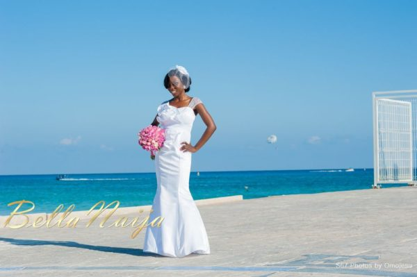 Bukky Tobi Wedding Mexico - White Wedding & Reception - April 2013 - BellaNaija Weddings041