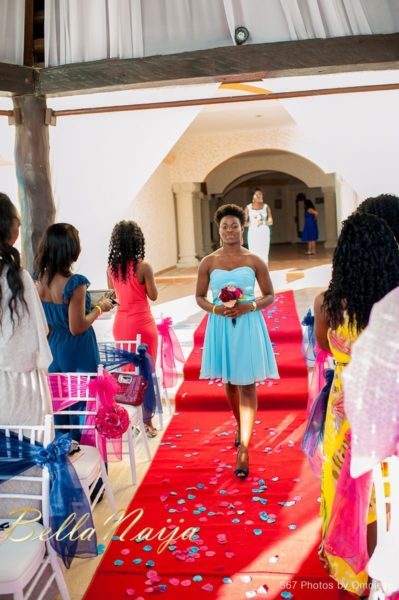 Bukky Tobi Wedding Mexico - White Wedding & Reception - April 2013 - BellaNaija Weddings046