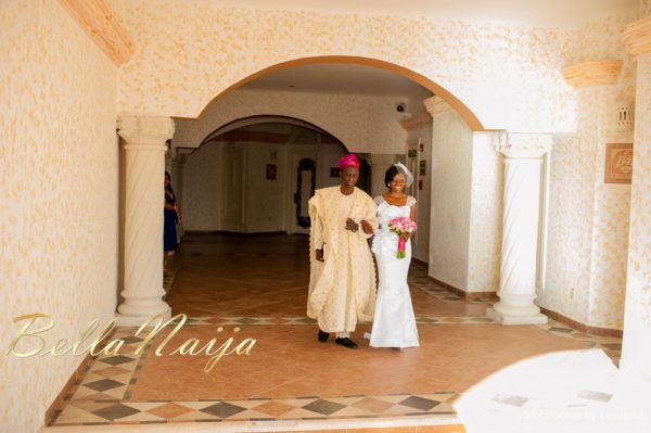 Bukky Tobi Wedding Mexico - White Wedding & Reception - April 2013 - BellaNaija Weddings048