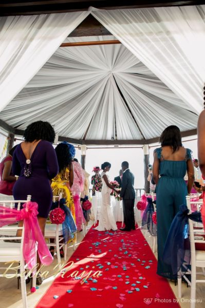 Bukky Tobi Wedding Mexico - White Wedding & Reception - April 2013 - BellaNaija Weddings053