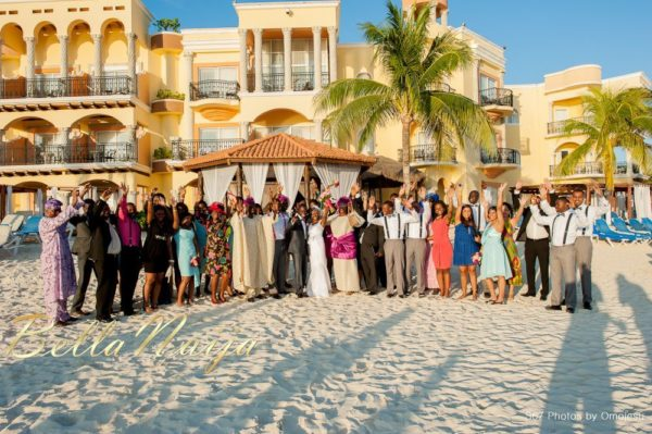 Bukky Tobi Wedding Mexico - White Wedding & Reception - April 2013 - BellaNaija Weddings065
