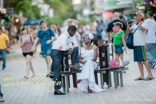 Bukky Tobi Wedding Mexico - White Wedding & Reception - April 2013 - BellaNaija Weddings177