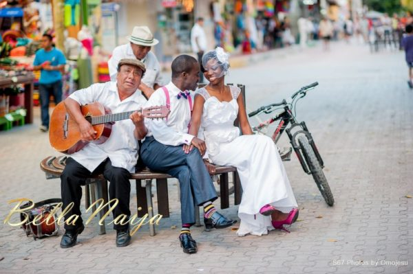 Bukky Tobi Wedding Mexico - White Wedding & Reception - April 2013 - BellaNaija Weddings184