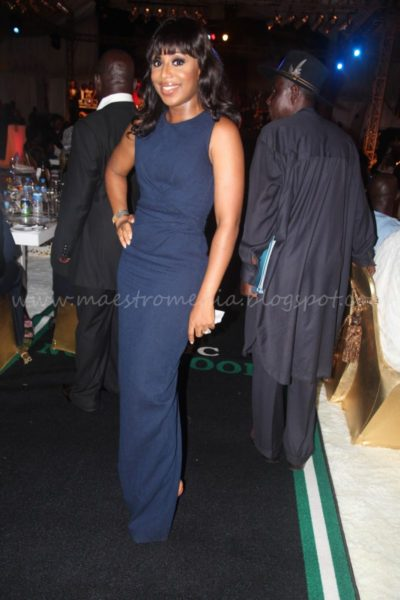 Dakore at the Nollywood Presidential Event