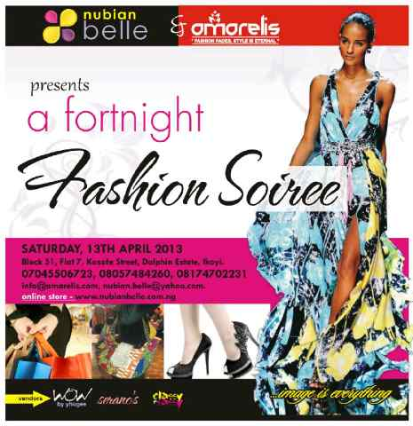 Fashion Soiree