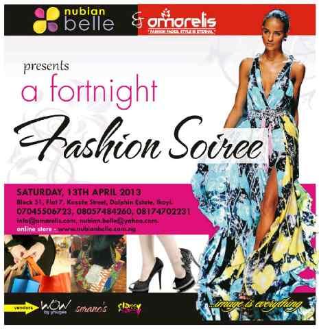 Fashion Soiree