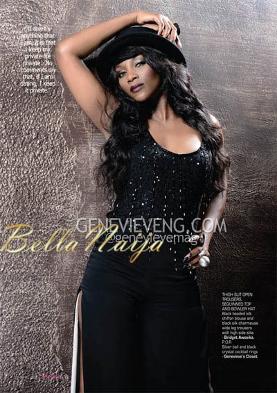 Genevieve Nnaji - Genevieve Magazine's April 2013 Issue - BellaNaija02