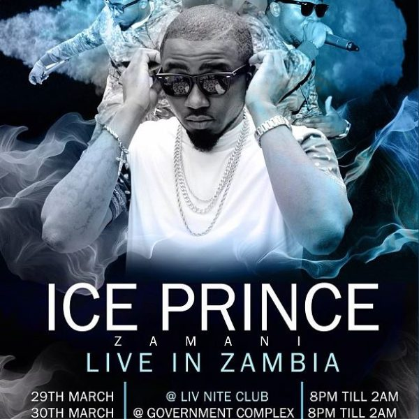 Ice Prince Zamani