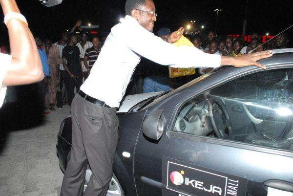 Ikeja City Mall Car Winner - April - BellaNaija2013002