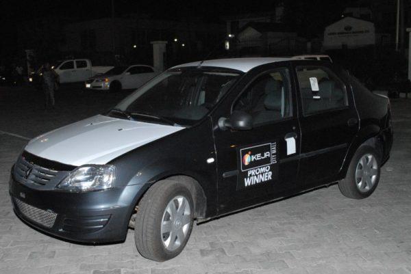 Ikeja City Mall Car Winner2 - April - BellaNaija2013001
