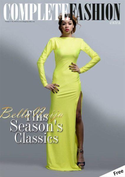 Insert - Complete Fashion Magazine's April 2013 Issue