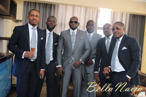 Jennifer Okoye & Yemi Adebonojo White Wedding - April 2013 - BellaNaija Weddings092