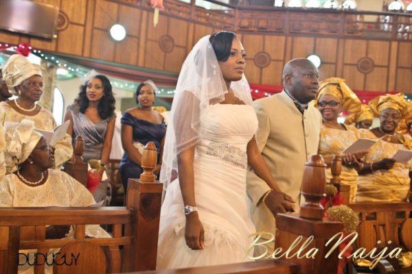 Jennifer Okoye & Yemi Adebonojo White Wedding - April 2013 - BellaNaija Weddings115