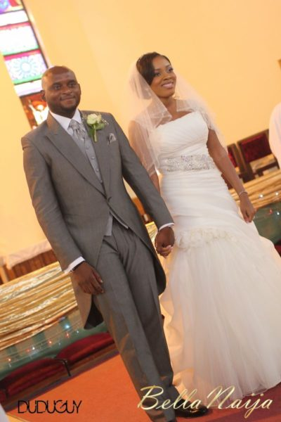 Jennifer Okoye & Yemi Adebonojo White Wedding - April 2013 - BellaNaija Weddings122