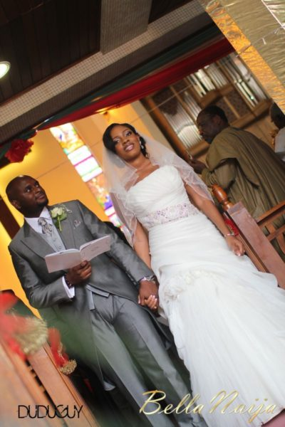 Jennifer Okoye & Yemi Adebonojo White Wedding - April 2013 - BellaNaija Weddings127