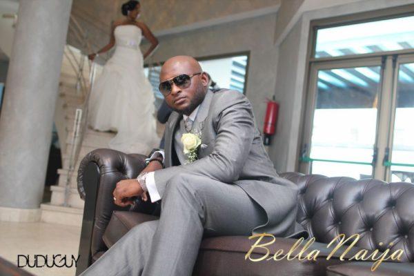 Jennifer Okoye & Yemi Adebonojo White Wedding - April 2013 - BellaNaija Weddings134