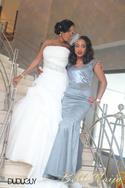 Jennifer Okoye & Yemi Adebonojo White Wedding - April 2013 - BellaNaija Weddings135