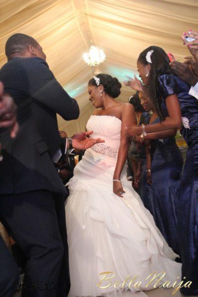 Jennifer Okoye & Yemi Adebonojo White Wedding - April 2013 - BellaNaija Weddings139