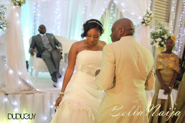 Jennifer Okoye & Yemi Adebonojo White Wedding - April 2013 - BellaNaija Weddings145