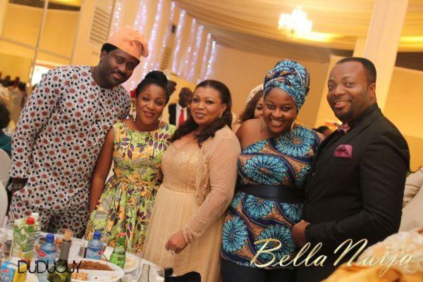 Jennifer Okoye & Yemi Adebonojo White Wedding - April 2013 - BellaNaija Weddings148