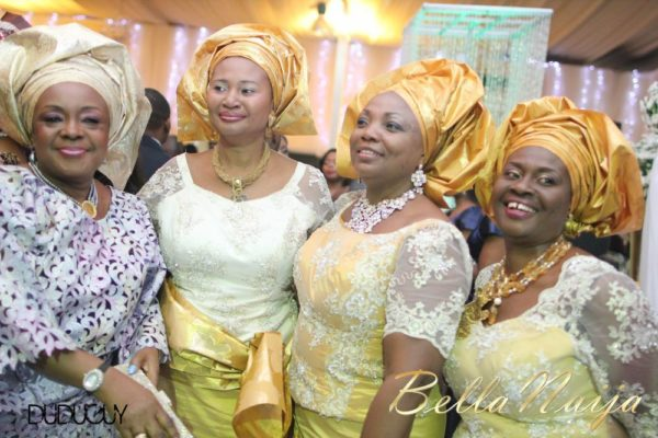 Jennifer Okoye & Yemi Adebonojo White Wedding - April 2013 - BellaNaija Weddings155