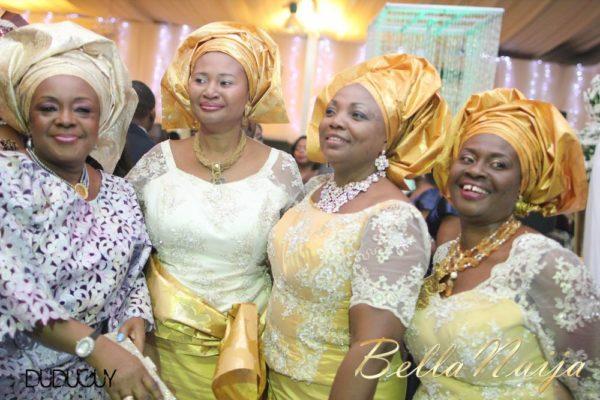 Jennifer Okoye & Yemi Adebonojo White Wedding - April 2013 - BellaNaija Weddings155