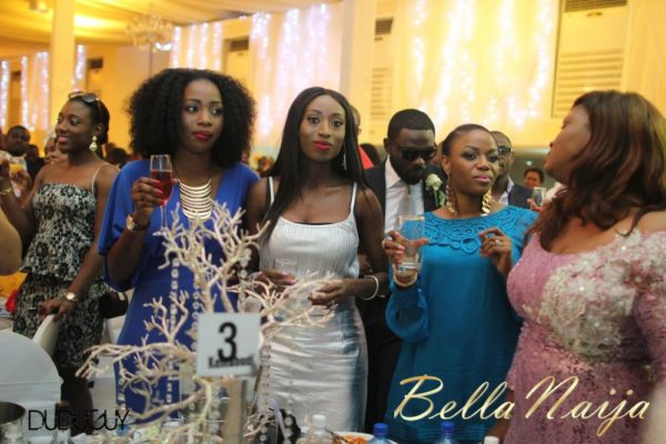 Jennifer Okoye & Yemi Adebonojo White Wedding - April 2013 - BellaNaija Weddings159