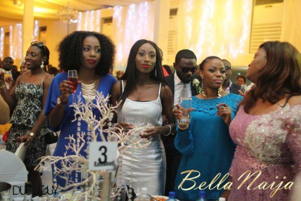 Jennifer Okoye & Yemi Adebonojo White Wedding - April 2013 - BellaNaija Weddings159