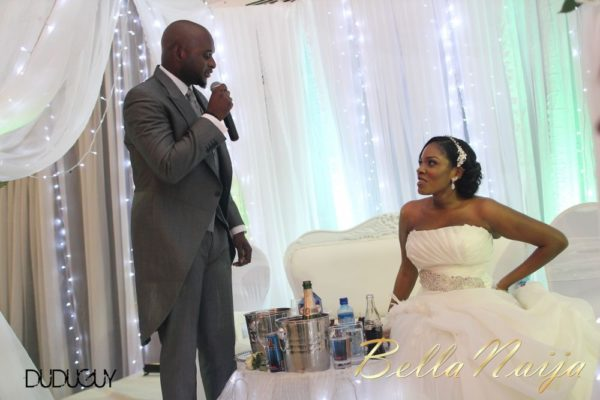 Jennifer Okoye & Yemi Adebonojo White Wedding - April 2013 - BellaNaija Weddings182