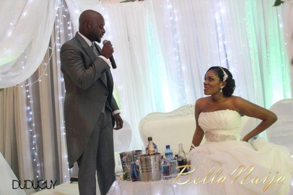 Jennifer Okoye & Yemi Adebonojo White Wedding - April 2013 - BellaNaija Weddings182