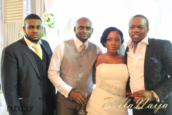 Jennifer Okoye & Yemi Adebonojo White Wedding - April 2013 - BellaNaija Weddings206