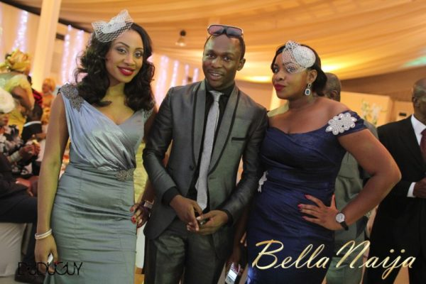 Jennifer Okoye & Yemi Adebonojo White Wedding - April 2013 - BellaNaija Weddings208
