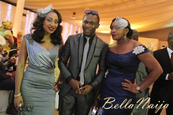 Jennifer Okoye & Yemi Adebonojo White Wedding - April 2013 - BellaNaija Weddings208