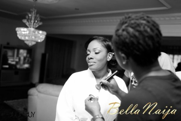 Jennifer Okoye & Yemi Adebonojo White Wedding - April 2013 - BellaNaija Weddings271