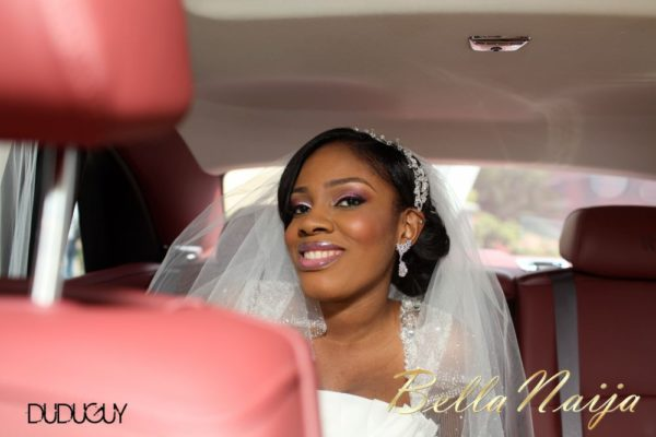 Jennifer Okoye & Yemi Adebonojo White Wedding - April 2013 - BellaNaija Weddings286