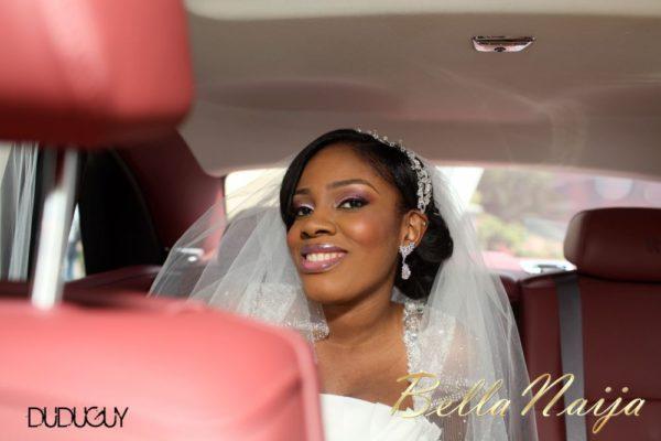 Jennifer Okoye & Yemi Adebonojo White Wedding - April 2013 - BellaNaija Weddings286