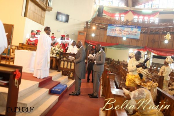 Jennifer Okoye & Yemi Adebonojo White Wedding - April 2013 - BellaNaija Weddings287