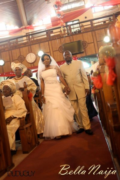 Jennifer Okoye & Yemi Adebonojo White Wedding - April 2013 - BellaNaija Weddings288