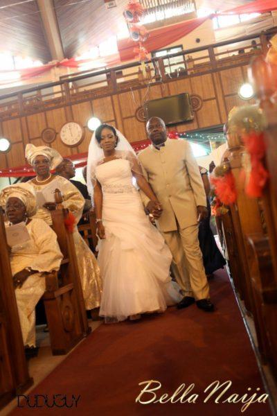 Jennifer Okoye & Yemi Adebonojo White Wedding - April 2013 - BellaNaija Weddings288