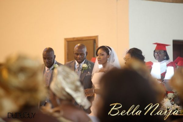 Jennifer Okoye & Yemi Adebonojo White Wedding - April 2013 - BellaNaija Weddings296