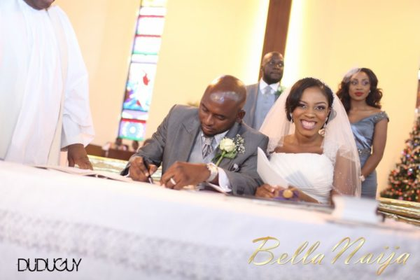 Jennifer Okoye & Yemi Adebonojo White Wedding - April 2013 - BellaNaija Weddings301