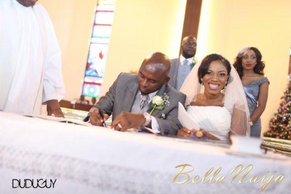 Jennifer Okoye & Yemi Adebonojo White Wedding - April 2013 - BellaNaija Weddings301
