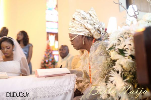 Jennifer Okoye & Yemi Adebonojo White Wedding - April 2013 - BellaNaija Weddings303