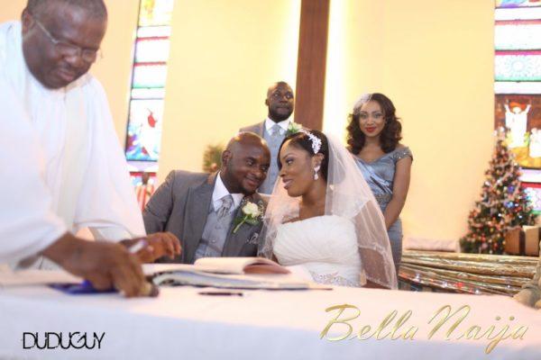 Jennifer Okoye & Yemi Adebonojo White Wedding - April 2013 - BellaNaija Weddings310