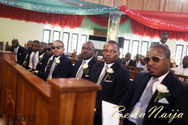 Jennifer Okoye & Yemi Adebonojo White Wedding - April 2013 - BellaNaija Weddings311
