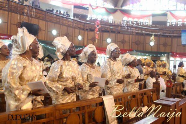 Jennifer Okoye & Yemi Adebonojo White Wedding - April 2013 - BellaNaija Weddings312