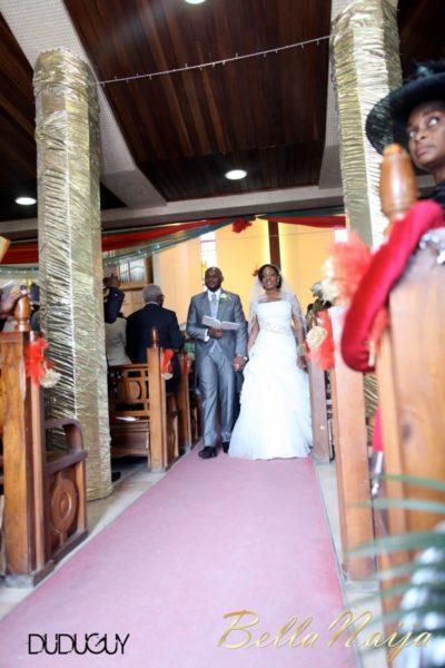 Jennifer Okoye & Yemi Adebonojo White Wedding - April 2013 - BellaNaija Weddings336